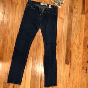 Abercrombie and Fitch jeans worn twice